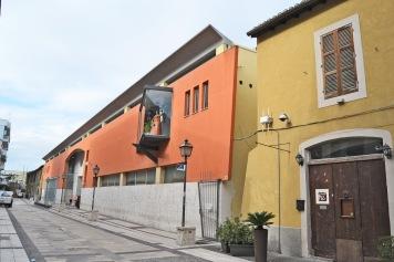 Restauro ex-bagno borbonico, Pescara
