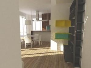 Appartamento in Via L'Aquila, Pe