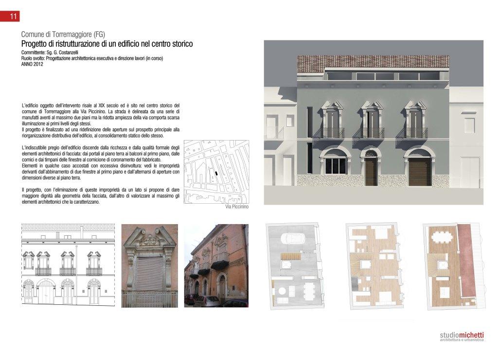 Palazzo storico a Torremaggiore