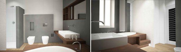 Appartamento a Pescara, 2014 - render