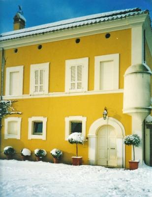 Ristrutturazione casa unifamiliare a Villa Badessa, Rosciano (Pe)