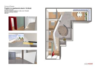 Appartamento in Via Bardet, Pe