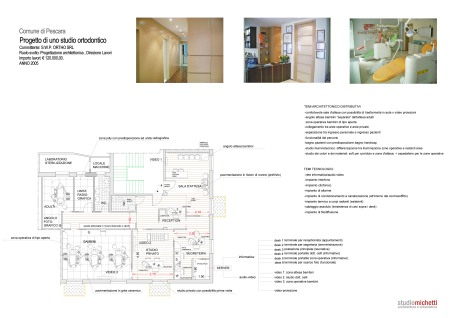 Studio odontotiatrico, Pescara