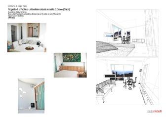 Appartamento in Salita Croce, Capri (Na)