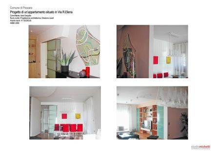 Appartamento in Via R.Elena, Pe