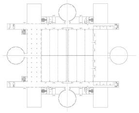 Centro Congressi, Montesilvano (Pe)