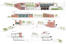 Progetto casa unifamiliare a Manoppello (Pe)