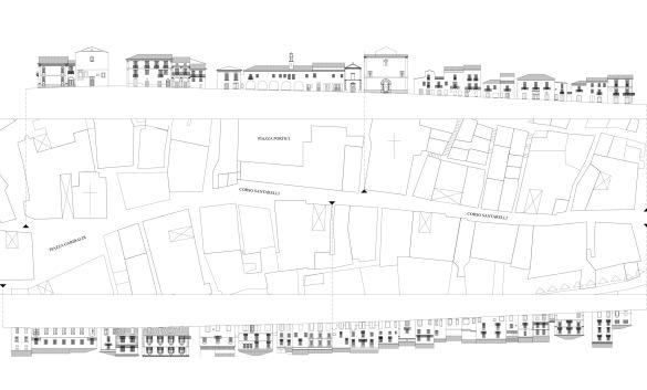 Piano particolareggiato del Centro Storico di Manoppello (Pe)