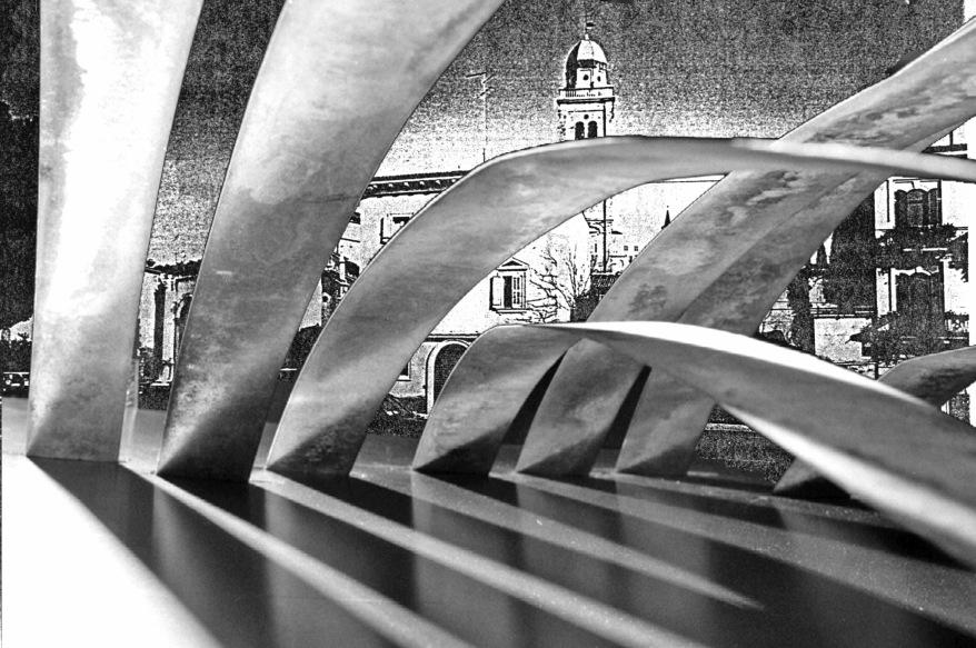 Concorso Piazza Isolo, Verona, 1997