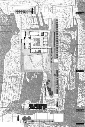 Parco archeologico in S.Francesco al Corso Verona, Tav.1